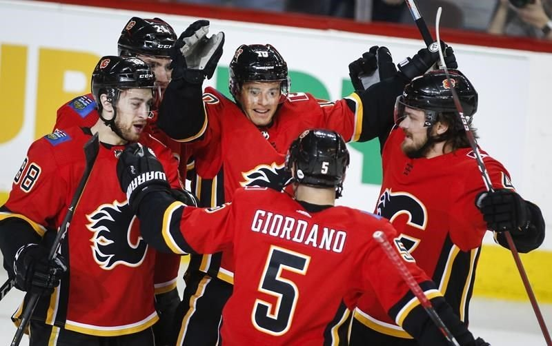 calgary flames major sports team