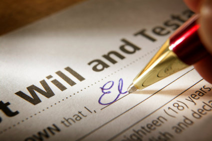 Calgary Real Estate Definition of Wills & Estates