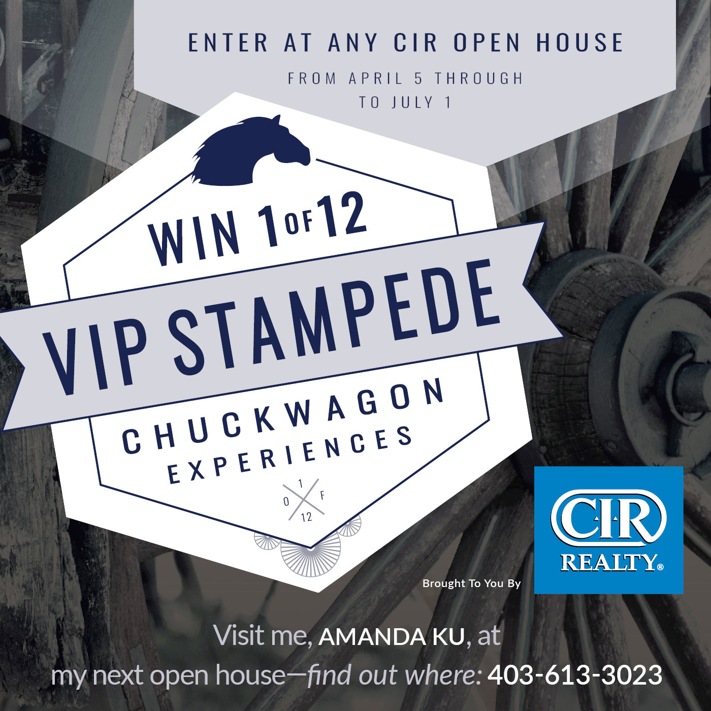 CIR Open House Contest